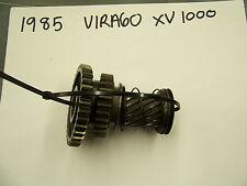 YAMAHA VIRAGO XV 1000 STARTER  DRIVE GEAR SET 1984-5