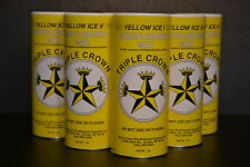 TRIPLE CROWN TABLE SHUFFLEBOARD SLOW SPEED SAMPLER POWDER WAX 6 PACK
