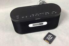 SONY AIR-SA10 S-AIR Wireless SPEAKER W/ EZW-RT10 Tranceiver Card #5 30 day WRT