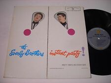 The Everly Brothers Instant Party! 1962 Mono LP VG++