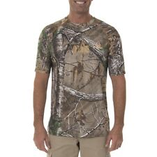 Short Sleeve Flex Raglan Performance T-Shirt w Insect Repellent REALTREE XTR 2XL