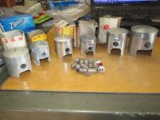 NOS Suzuki OEM Parts Lot #2 Pistons