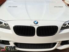 Gloss Black Front Kidney Grille For BMW F10 528i 535i 550i Sedan/Wagon 2011-2016