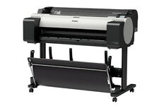 New Canon Imageprograf Tm 300 36 Widelarge Format 5 Color Printer With Stand