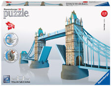 12559 Ravensburger Tower Bridge of London Building 3D Puzzle 216pc [3D JIGSAW ]