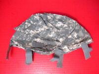 US Army ACU Digital Camouflage ACH or MICH Kevlar Helmet Cover - Medium/Small