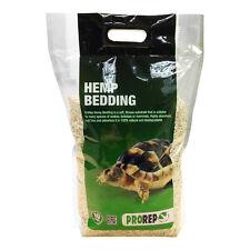 ProRep Hemp Bedding Tortoise Reptile Substrate 10 Litres