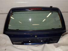 Renault Twingo 2000 Heckklappe, blaumetallic, mit Scheibe, Schloß, ZV