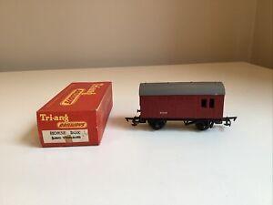 Vintage Tri-ang Horse Box Vans/Wagons with Original Box