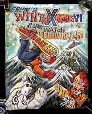 Green Day Live in Aspen, Jan. 19, 2007, Espn'S Winter X-Games Iv, Poster