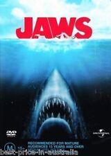 Jaws DVD TOP 250 MOVIES Steven Spielberg BRAND NEW R4
