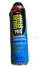 Great Stuff Pro 187273 20 Oz Window And Door Insulating Foam Sealant