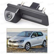 Car Trunk Handle Rear View Backup Camera Replacement for Skoda Fabia 2011-2018