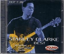 Clarke,  Stanley Hot Fun(Best) Zounds CD