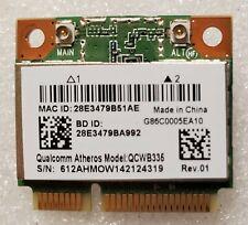 Genuine Toshiba Satellite S55-A5176 WiFi Wireless Atheros Qcwb335, G86C0005Ea10