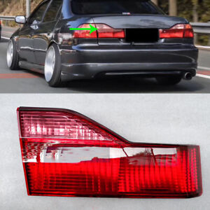 1Pcs For Honda Accord 1998-2002 Rear Left Side Inner Taillight Cover Trim Nobulb