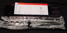 NEW LeBlanc Open hole Flute Silver head USA Made inline G low B MSRP:$2,240.00