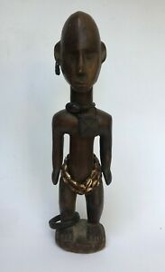 Figure African, 20th Or Front ? Gabon