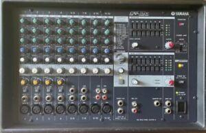 Yamaha EMX 312C Powered Mixer