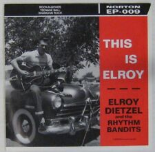 Pochette Auto 45 tours Elroy Dietzel and the Rythm Bandits 1991