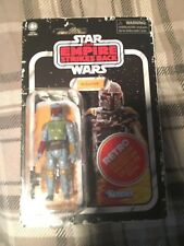 Star Wars Retro Collection Boba Fett Toy Action Figure 3.75 Hasbro In Hand