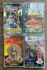 Lot Of Freestyle And House Mix Tapes Cassettes