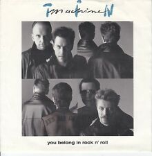 7 45 Tin Machine - You Belong In Rock'n'Roll RARE Single Top Condition