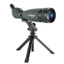 30-90X90 Angled Spotting Scope HD Monocular Telescope + Cell Phone Adaptor FMC