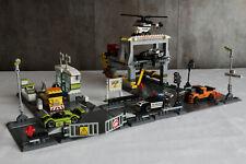 Lego Racers 8186 Street Extreme, voitures de course , camion, hélico, Police car