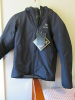 Mens New Arcteryx Alpha IS Jacket Size Medium Color Black