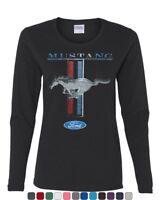 Ford Mustang Classic Women's Long Sleeve T-Shirt