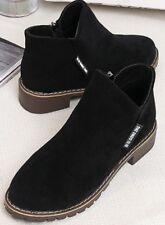 ankle boots 40 schwarz