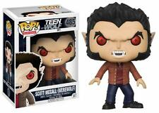 FIGURE TEEN WOLF SCOTT MCCALL MC CALL WEREWOLF FUNKO POP SERIE TV SERIES STATUE
