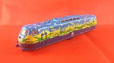 Arnold 0307-1-001 Touristikzug E 103 Gehäuse mit Frontfenster neu Ersatzteil