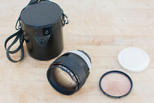 +EXC Canon FD 85mm F1.2 S.S.C Aspherical w/ Case