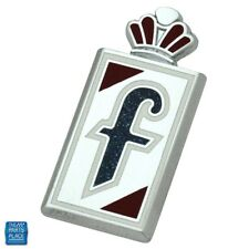 Pininfarina Side Badge Emblem With Crown GM 1635335 - EA