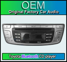 Toyota Aygo CD player radio, Toyota DEH-2028ZC + Bluetooth and USB compatible