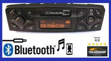 Mercedes Audio 10 mit Bluetooth + AUX BECKER  BE4410 BE6011 W203 W209 W639 W463