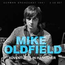 ADVENTURES IN HANNOVER (2CD)  by MIKE OLDFIELD  Compact Disc Double  UN2CD018