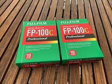 Fujifilm Expired FP100C pack 100 instant color film Polaroid.