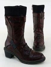Tamaris Damenstiefel & -Stiefeletten aus Kunstleder mit Reißverschluss für Freizeit