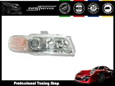HEADLIGHT RIGHT VP637P DAEWOO NUBIRA KLAJ 1997 1998 1999 2000- CHROME
