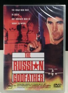THE RUSSIAN GODFATHER DVD - Jeff Conaway 1996 MOVIE - BRAND NEW SEALED RARE !!