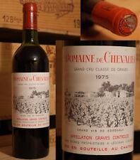 1975er Domaine de Chevalier-PESSAC LEOGNAN-Top!