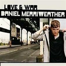 DANIEL MERRIWEATHER: Love & War: CD NEW