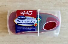 100% Authentic Dr Scholls CF440 Custom Fit Orthotic Inserts Shoe Insoles
