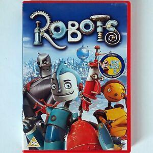 Robots (DVD, 2005 20th Century Fox)
