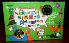 The Scrambled States of America Game - The Whimsical, Mad Dashing Geography Game
