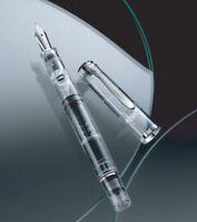 New Pelikan Classic M205 Demonstrator Special Edition Nib EF,F,M,B Fountain Pen