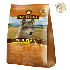 Wolfsblut Wide Plain Adult 15 kg | Trockenfutter mit Pferd